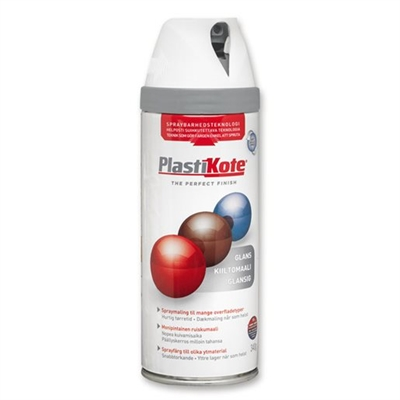 Spraymaling blank 400 ml.
