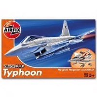 Airfix Quick Build Eurofighter Typhoon J6002