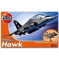 Airfix Quick Build BEA Hawk J6003